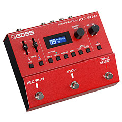 Boss RC-500 Loop Station « Pedal guitarra eléctrica