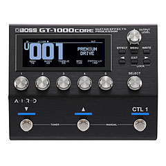 Boss GT-1000 Core « Guitar Multi Effects