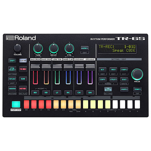 Synthesizer Roland TR-6S