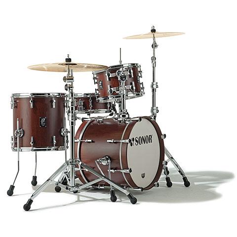 """Schlagzeug Sonor ProLite 18"""" Nussbaum 3 Pcs. Shell Set"""