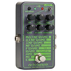 Electro Harmonix Mainframe Bit Crusher « Педаль эффектов для электрогитары
