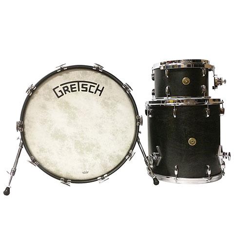 "Schlagzeug Gretsch Drums USA Broadkaster 22"" Satin Ebony"