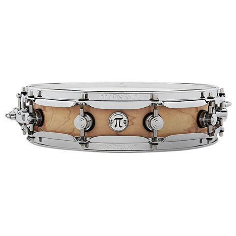 "Snare Drum DW Collector's Pi Satin Oil 14"" x 3,141592..."" Natural Maple Snare"