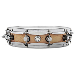 "DW Collector's Pi Satin Oil 14"" x 3,141592..."" Natural Maple Snare « Caisse claire"