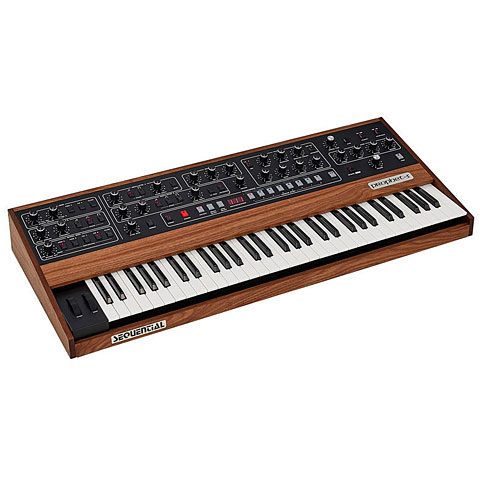 Synthesizer Sequential Prophet 5