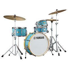 "Yamaha Stage Custom Hip 20"" Matte Surf Green Shell Pack « Batterie acoustique"