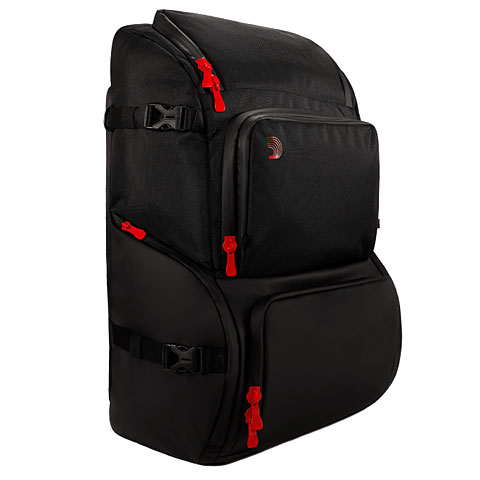 Funda para equipo DJ D'Addario D'Addario, Backline Gear Transport Pack