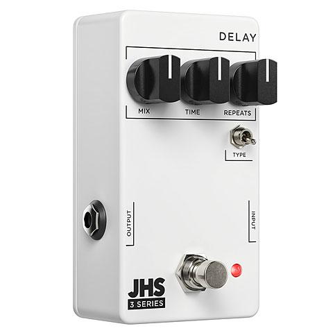 Effectpedaal Gitaar JHS Pedals 3 Series Delay