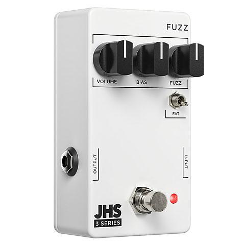 Effets pour guitare électrique JHS Pedals 3 Series Fuzz