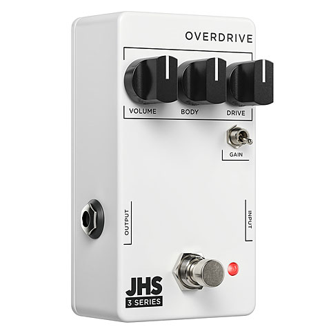Pedal guitarra eléctrica JHS Pedals 3 Series Overdrive