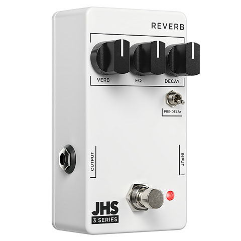 Guitar Effect JHS Pedals 3 Series Reverb