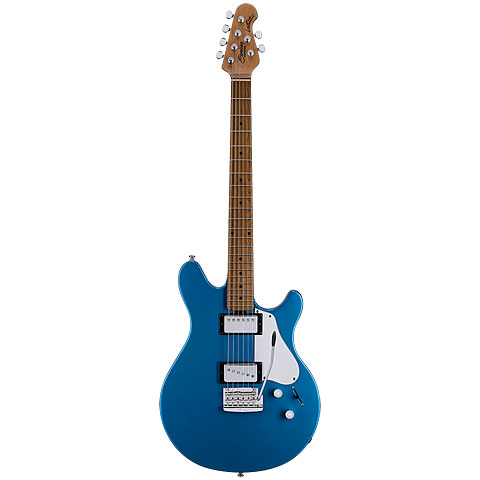 Sterling by Music Man Valentine Toluca Lake Blue « Guitare électrique