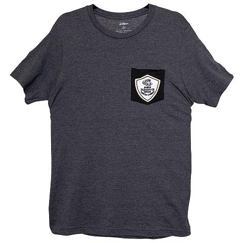 T-Shirt Zildjian T3036 Patch Pocket XL