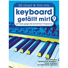Bosworth Keyboard gefällt mir! Band 9 « Libro de partituras