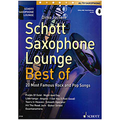 Schott Saxophone Lounge - Best of Alto Sax « Music Notes
