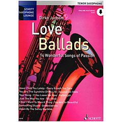 Schott Saxophone Lounge - Love Ballads Tenor Sax