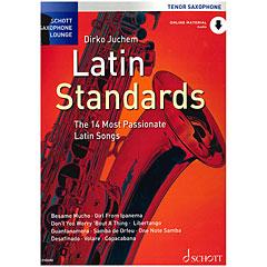 Schott Saxophone Lounge - Latin Standards Tenor Sax « Notenbuch