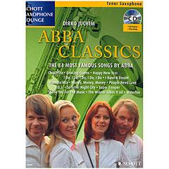 Schott Saxophone Lounge - Abba Classics Tenor Sax