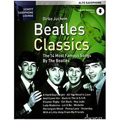 Schott Saxophone Lounge - Beatles Classics Alto Sax « Music Notes