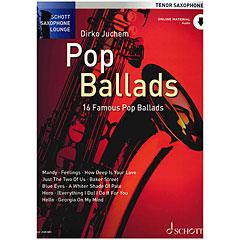 Schott Saxophone Lounge - Pop Ballads Tenor Sax