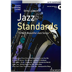 Schott Saxophone Lounge - Jazz Standards Alto Sax « Libro de partituras