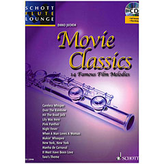 Schott Flute Lounge - Movie Classics « Libro de partituras