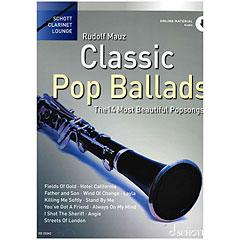 Schott Clarinet Lounge - Classic Pop Ballads « Music Notes