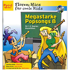 Schott Megastarke Popsongs 8 « Play-Along