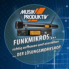 Musik Produktiv Funkmikros richtig aufbauen und einstellen « Teilnahmeticket
