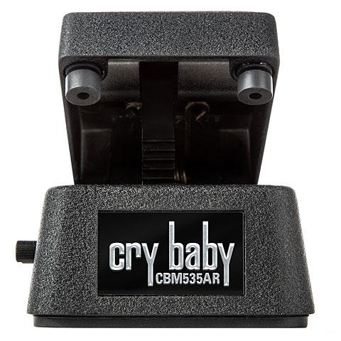 Effektgerät E-Gitarre Dunlop CBM535AR Cry Baby Mini 535Q Auto-Return Wah