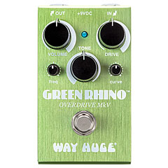 Way Huge Smalls Green Rhino MK V « Effectpedaal Gitaar