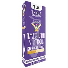 Marca American Vintage Tenor Sax 1.5 « Blätter