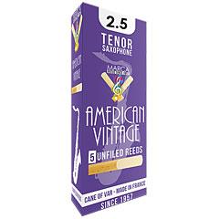 Marca American Vintage Tenor Sax 2.5 « Cañas