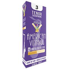 Marca American Vintage Tenor Sax 3.0 « Blätter