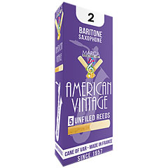 Marca American Vintage Baritone Sax 2.0 « Blätter