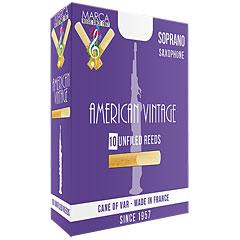 Marca American Vintage Soprano Sax 3.5 « Blätter