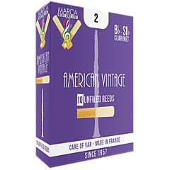 Marca American Vintage Bb-Clarinet 2.0 « Blätter