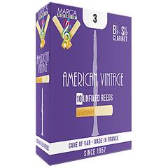 Marca American Vintage Bb-Clarinet 3.0 « Blätter