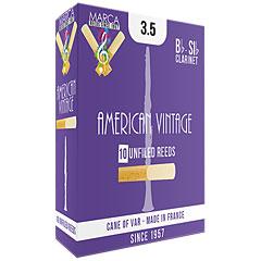 Marca American Vintage Bb-Clarinet 3.5 « Blätter