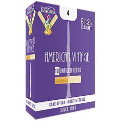 Marca American Vintage Bb-Clarinet 4.0 « Blätter