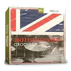 Toontrack British Invasion Grooves MIDI « Synthétiseurs virtuels