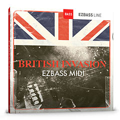 Toontrack British Invasion EZbass MIDI « Synthétiseurs virtuels