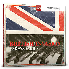 Toontrack British Invasion EZkeys MIDI « Synthétiseurs virtuels