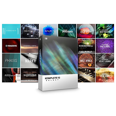 Softsynth Native Instruments Komplete 13 Select