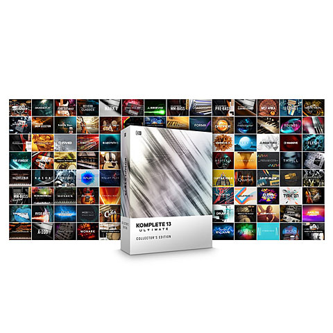 Softsynth Native Instruments Komplete 13 Ultimate Collectors Edition