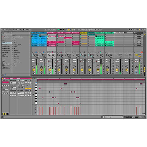 DAW-Software Ableton Live 10 Standard Download