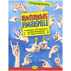 Ökotopia Kunterbunte Fingerspiele « Childs Book