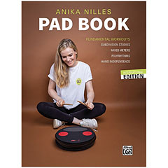 Alfred KDM PAD BOOK (International) « Instructional Book