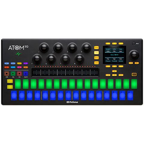 Contrôleur MIDI Presonus ATOM SQ