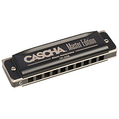 Cascha Master Edition Blues Harmonica Bb